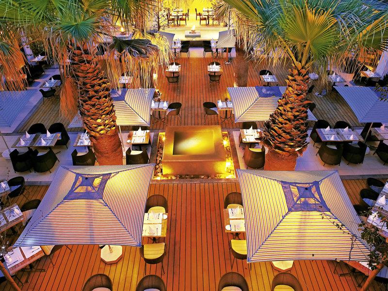 Restaurant und Außenbereich GRECOTEL CRETA PALACE