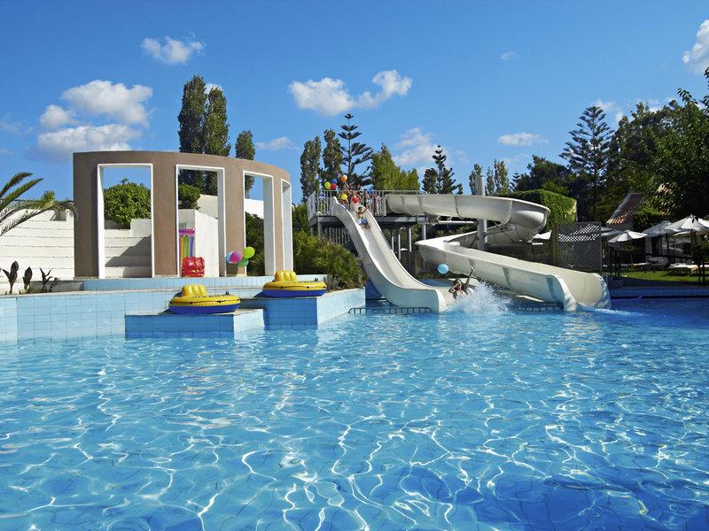 Poolbereich GRECOTEL CRETA PALACE