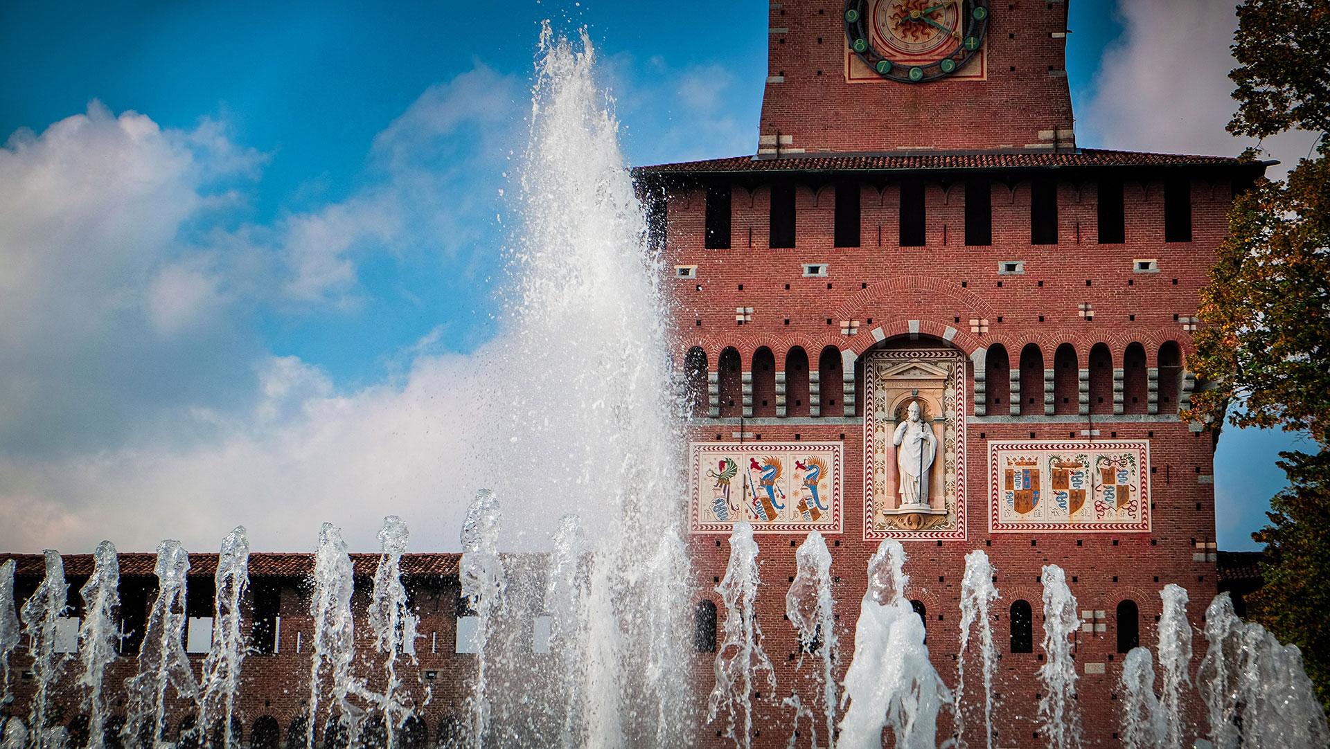 Italien Como und Mailand blog