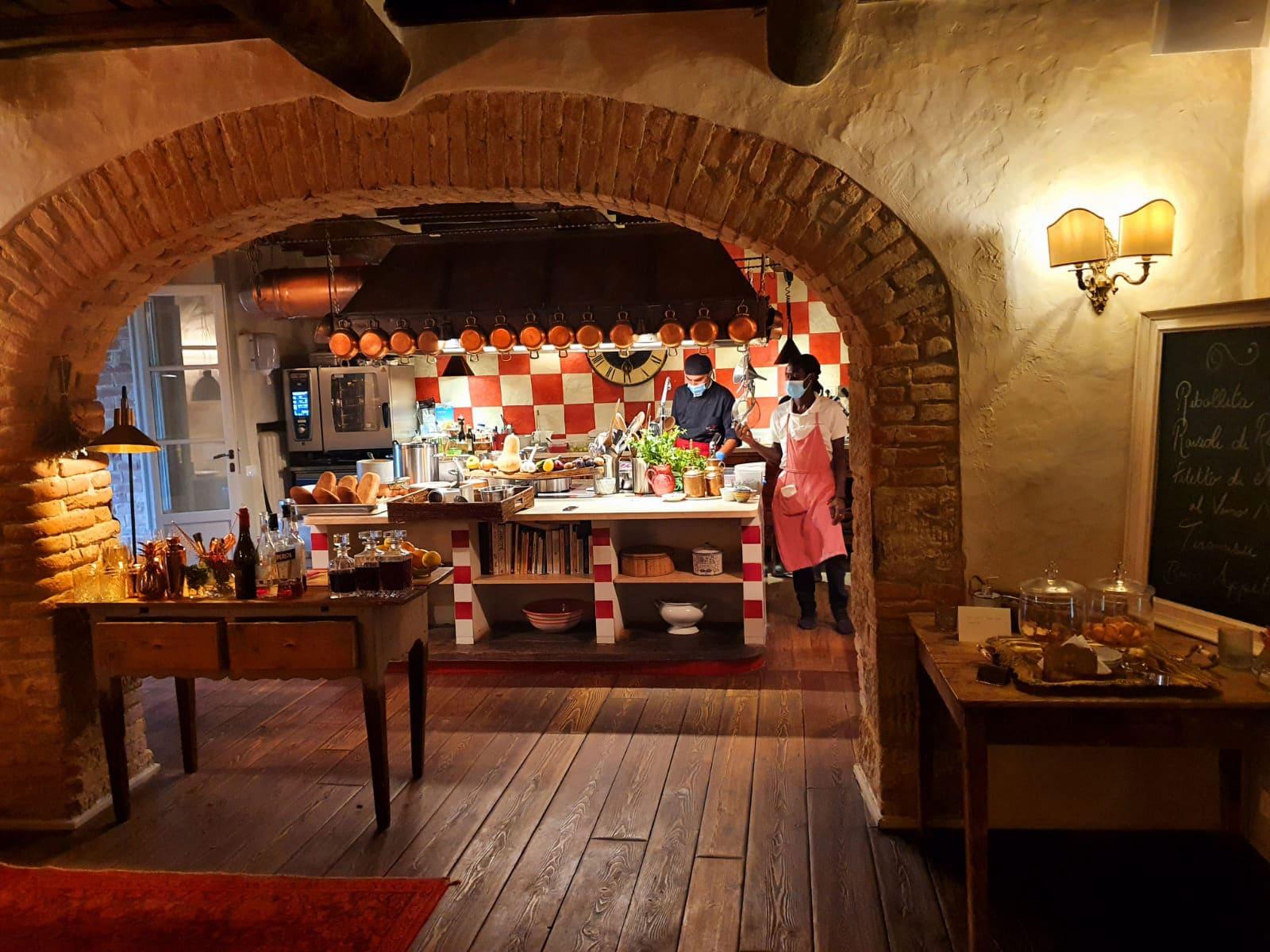 Lupaia Resturant und Hotel italien